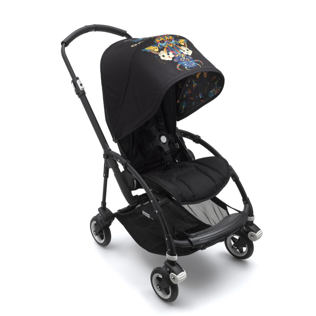 FROM MISSIONI + ANDY WARHOL TO BUGABOO  sc 1 st  Baby Product Guru & EXCLUSIVE PREVIEW - Bugaboo x Niark1 latest colab