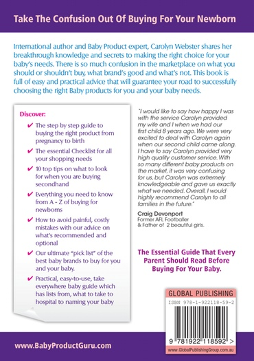 Number 1 Baby Product Guide - Baby Product Guru