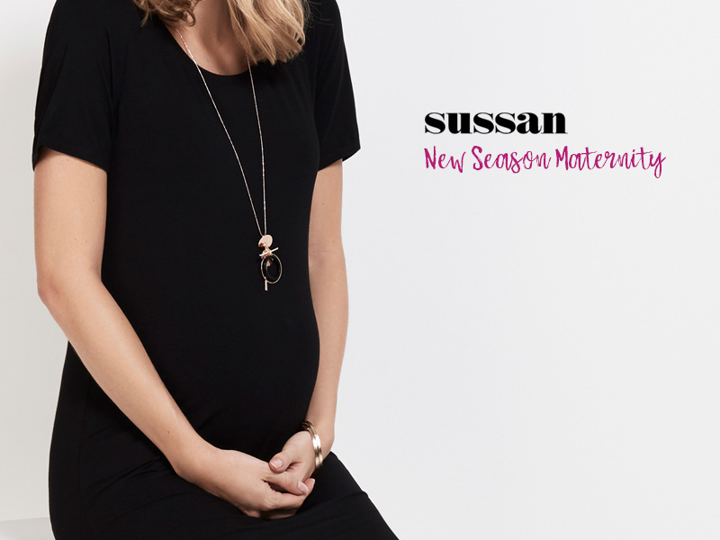 sussan-new-season- maternity clothing